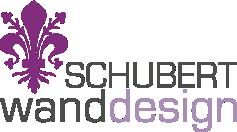 Schubert Wanddesign willkommen